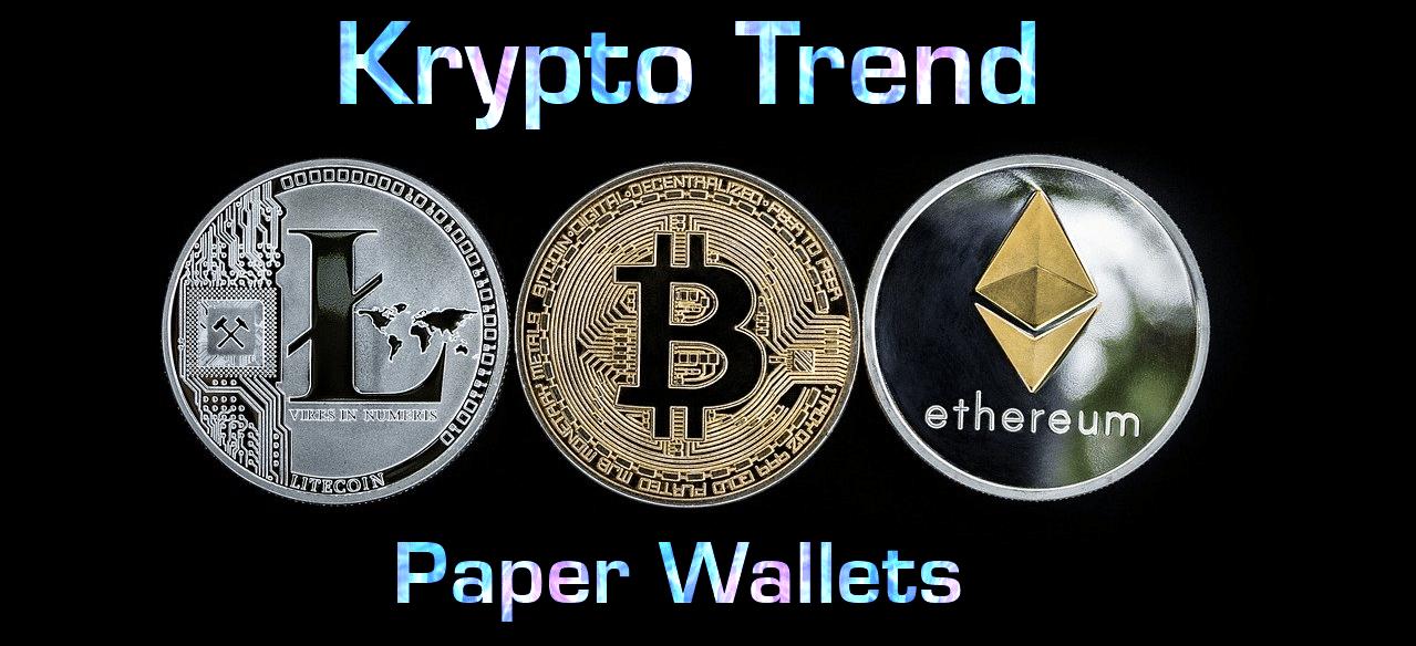 Bitcoin Paper Wallets – Funktionsweise, Nutzen und Anleitung