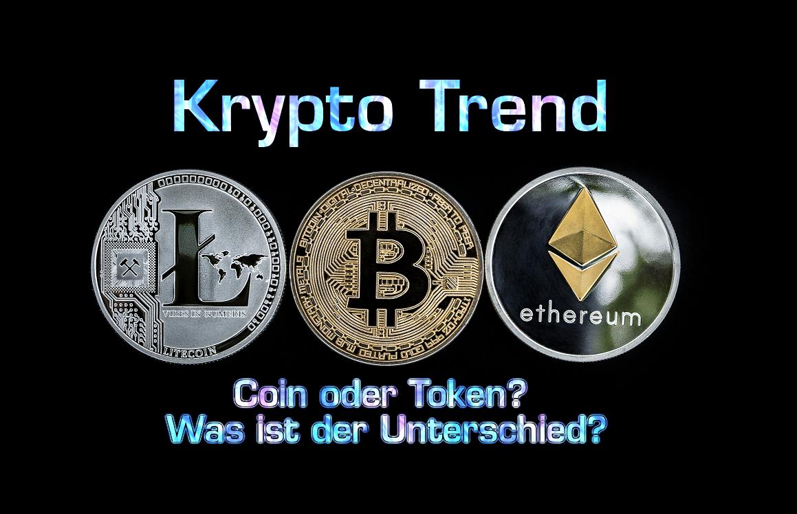 Coin oder Token? Was ist der Unterschied?