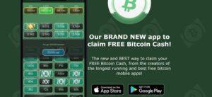 Free Bitcoin Cash App 2020