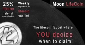 Moon Litecoin Vorstellung 2020 – Top CoinPot Faucet