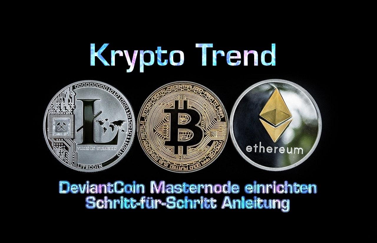 Masternode einrichten DeviantCoin – Tutorial