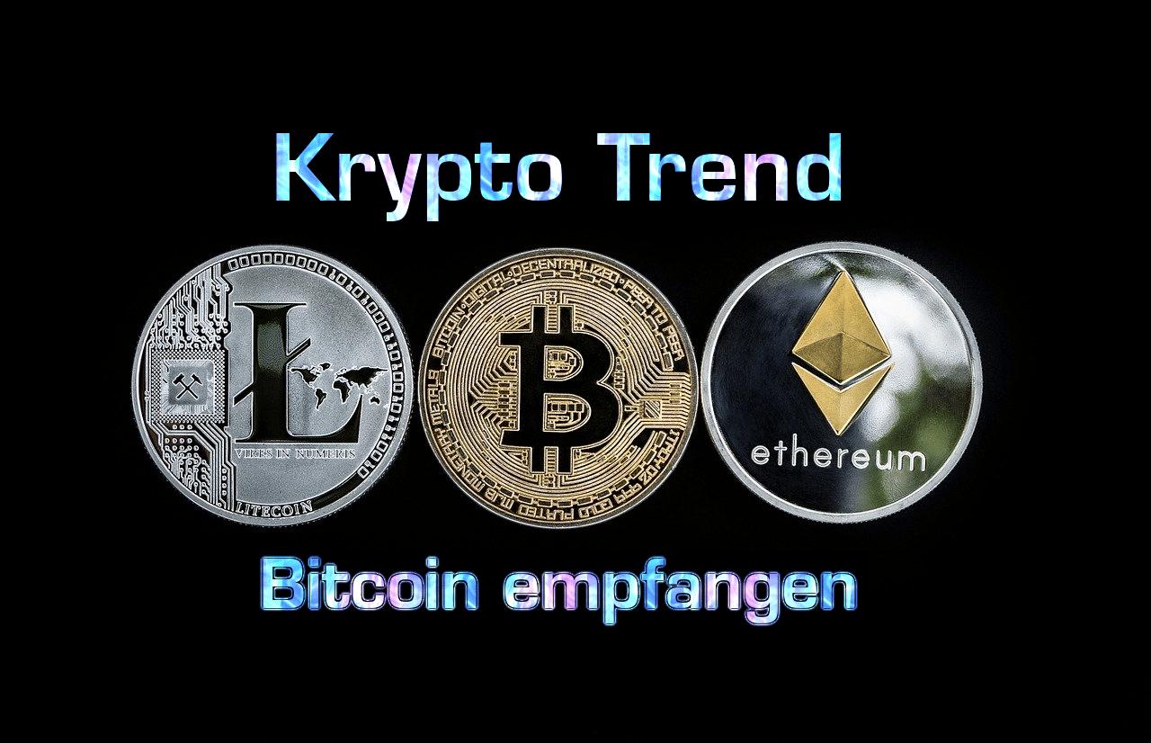 Bitcoin empfangen – kurze Anleitung für Einsteiger