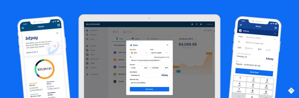Bitpay Bitcoin Wallet – Genial in Verbindung mit Skrill oder Neteller
