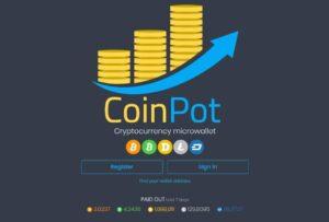 coinpot-login
