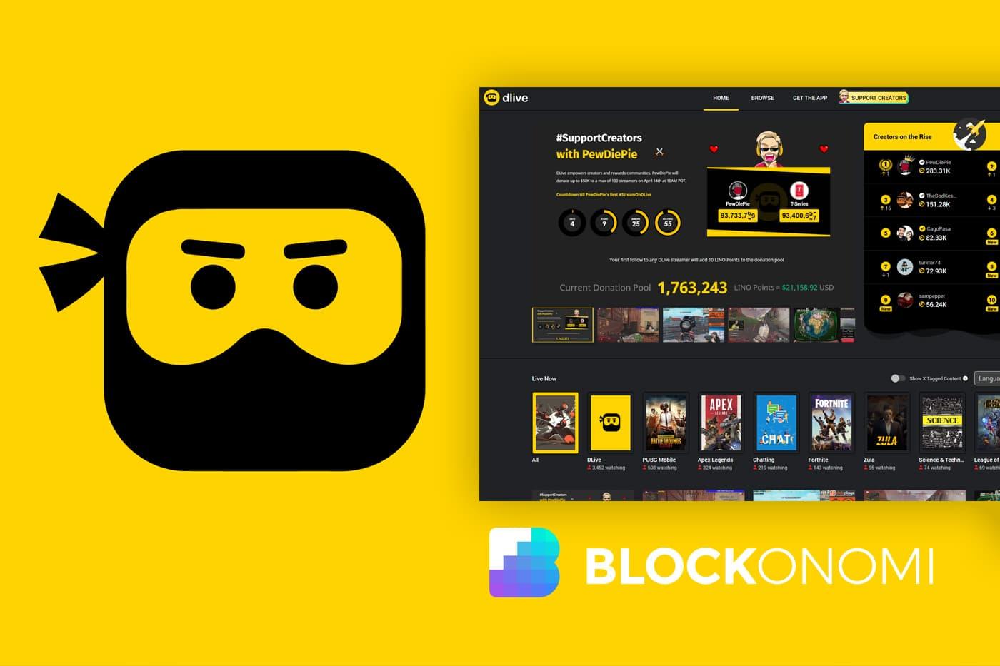 DLive Streaming auf DLiveTV – Eine echte Twitch Alternative
