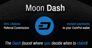 Moon Dash Vorstellung 2020 – Top CoinPot Faucet
