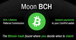 Moon Cash Vorstellung 2020 – Top CoinPot Faucet