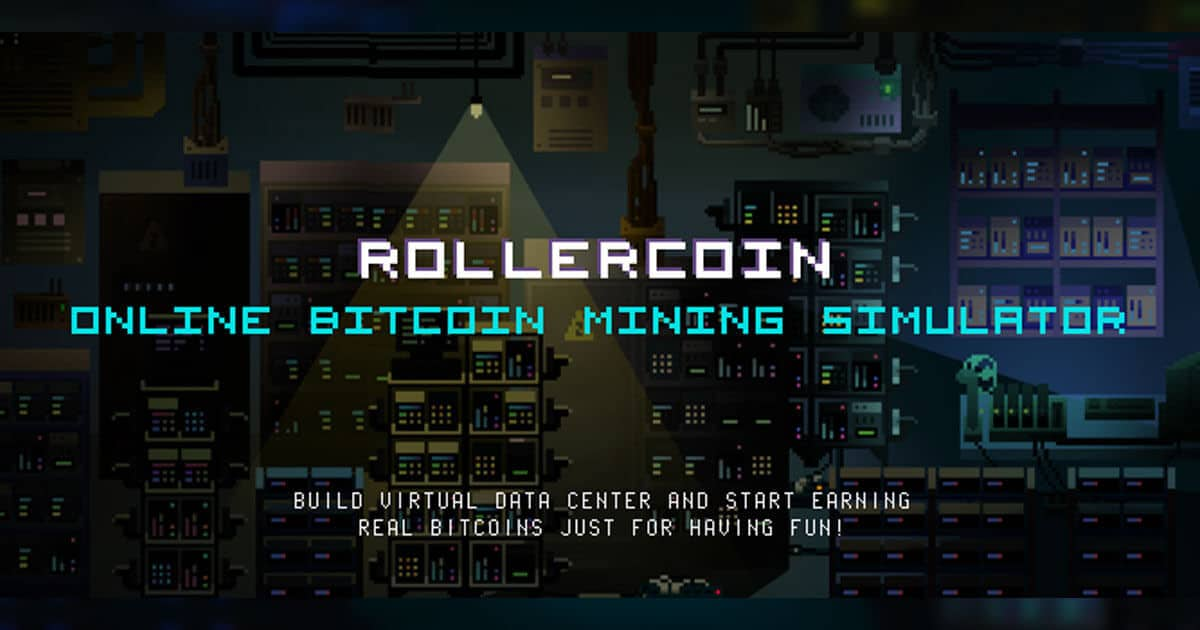 Bitcoin Mining Game Rollercoin 2020 – Doppelte Rewards