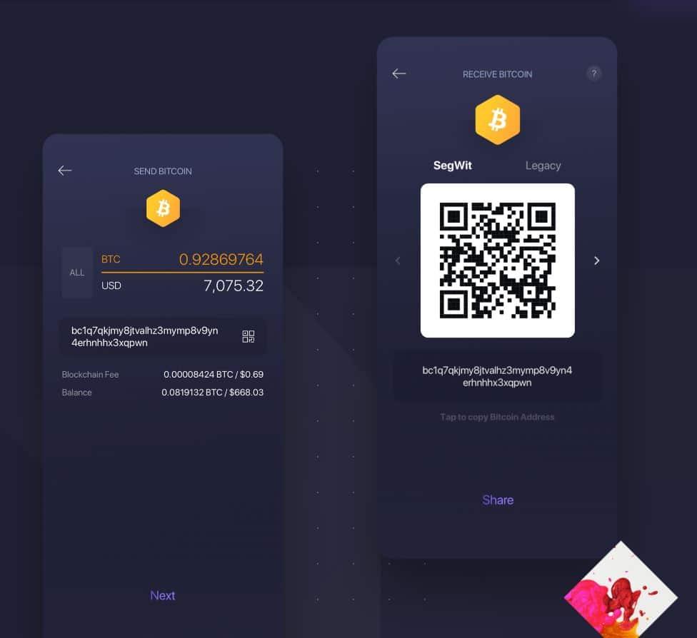 bitcoin-mobil-senden