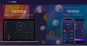 Exodus Wallet Vorstellung 2020 – Phänomenales Multi-Asset Wallet Update 10.2020
