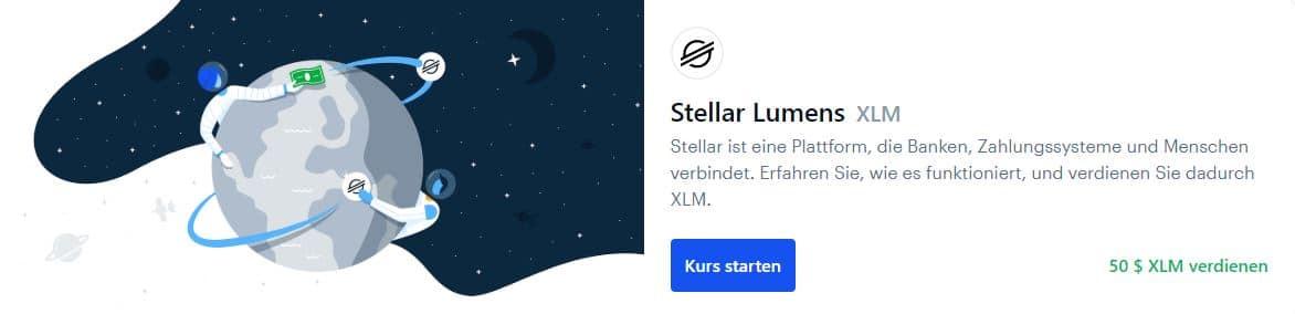 coinbase earn stellar