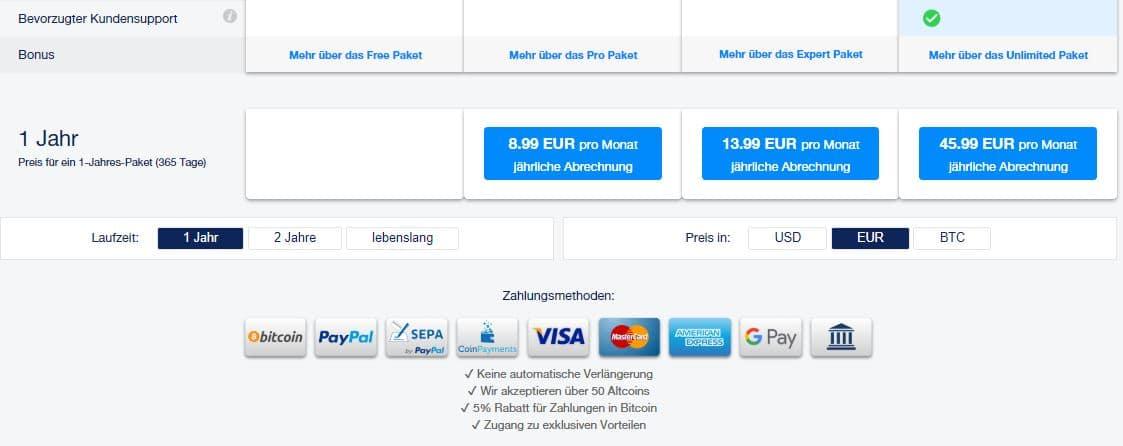 cointracking-kosten