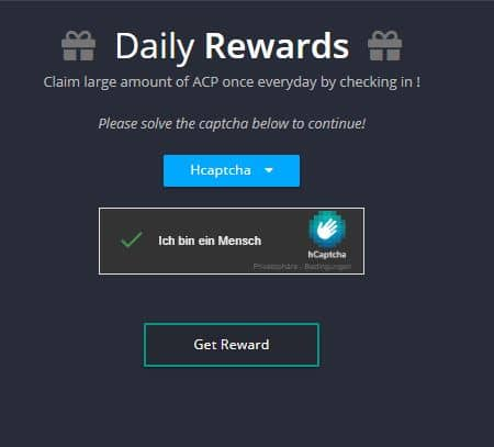 firefaucet-daily-reward