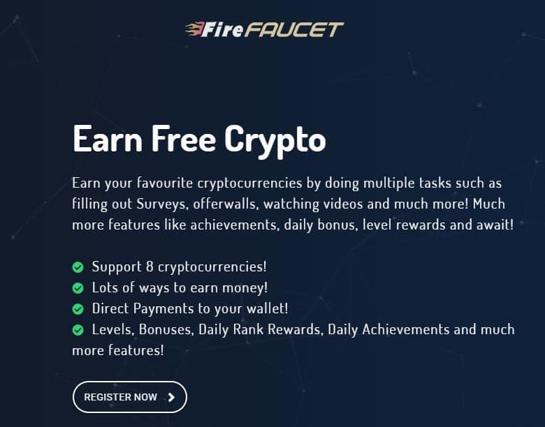 Mit Firefaucet kannst Du bis zu 2 BTC per BONUS verdienen