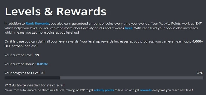 firefaucet-level-reward