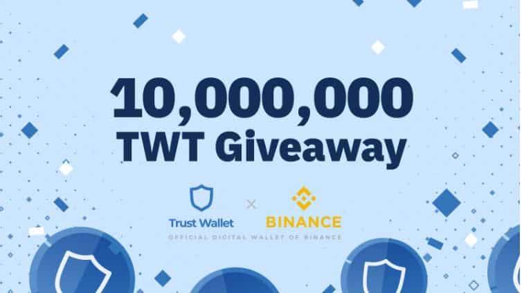 binance x trust wallet airdrop trust wallet airdrop