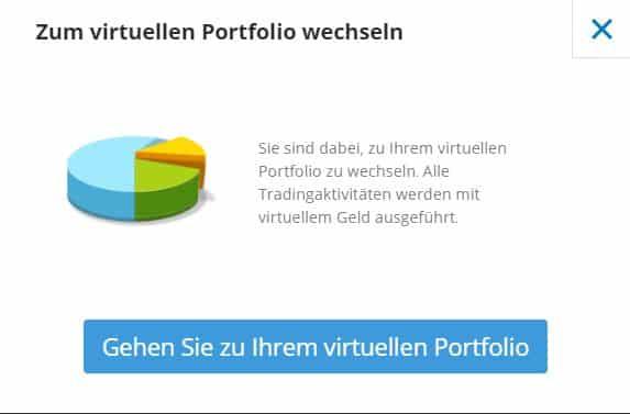 etoro virtuelles portfolio
