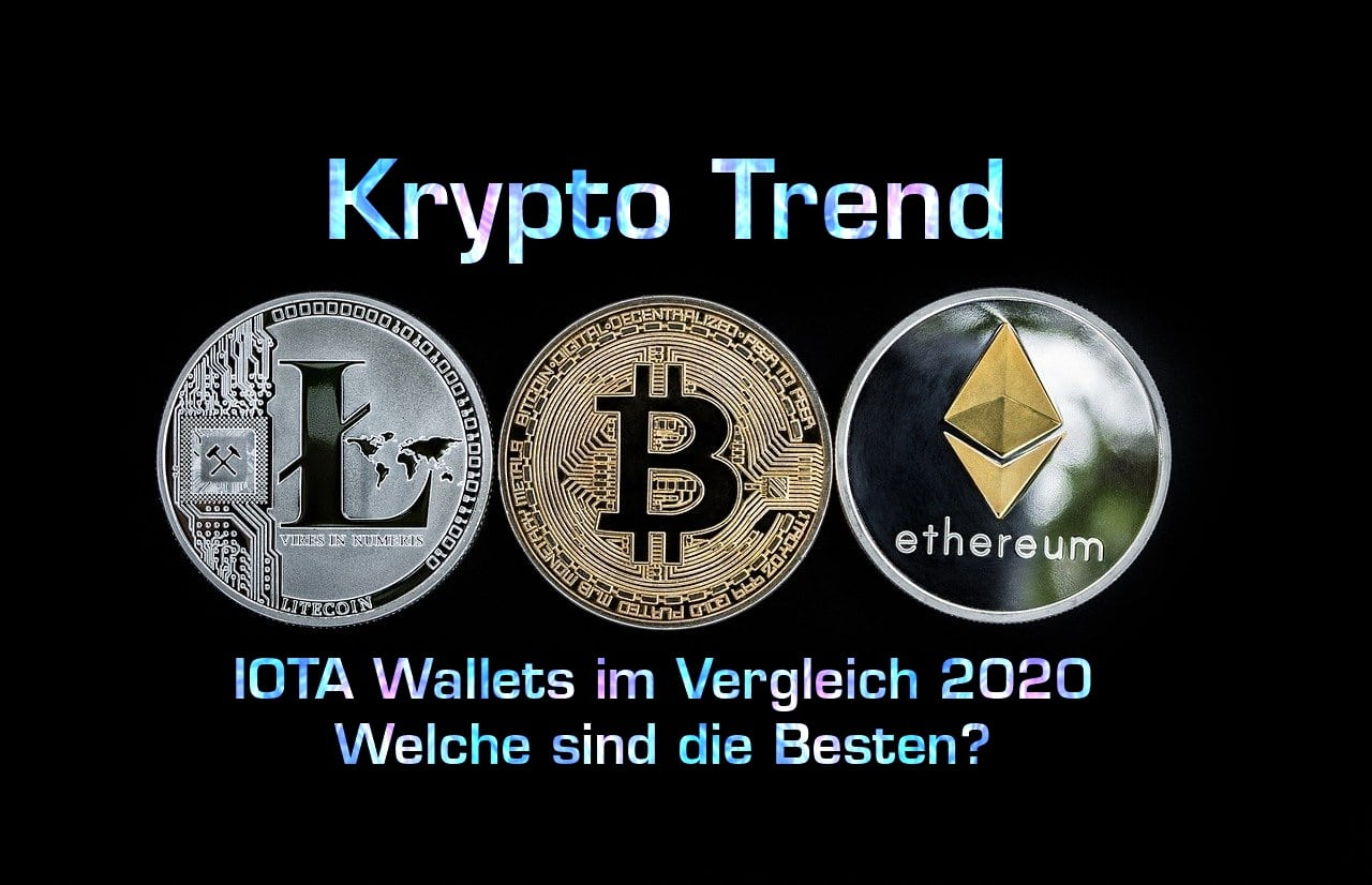 IOTA Wallets im Vergleich 2020 – Welches sind die Besten?