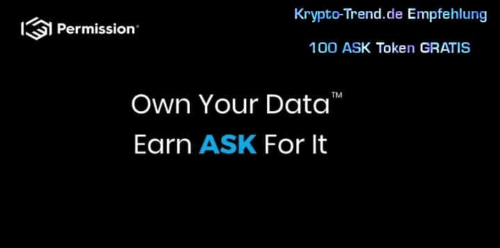 Permission Airdrop 2020 | Empfehlenswerte gratis ASK Token