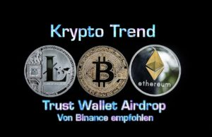 Trust Wallet Airdrop| 2-jähriges Jubiläum der Binance Übernahme