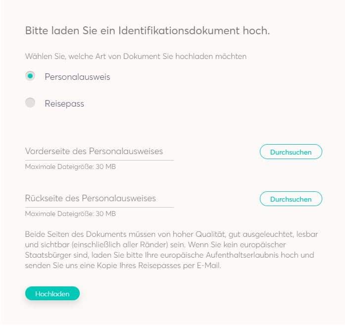 anycoin-verifizierung