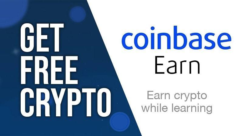 Coinbase Earn | Verdient bis zu 200 US-Dollar für leichte Quiz-Aufgaben