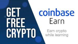 Coinbase Earn Algorand | 6$ gratis für ein kurzes Quiz