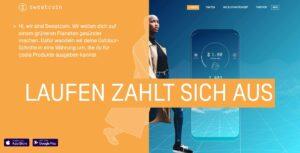 Sweatcoin App Vorstellung 2020 | Werdet für jeden Schritt bezahlt