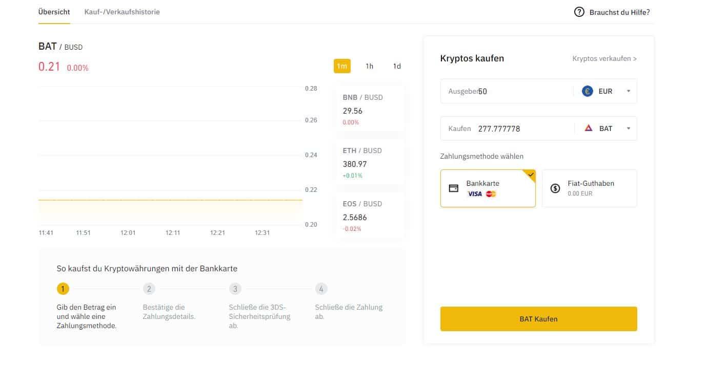 kryptowährung-binance-kauf-kreditkarte