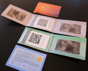 paper wallet tron