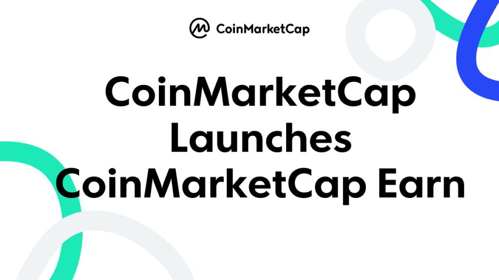 coinmarketcap earn