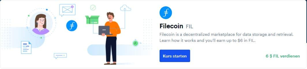 coinbase earn filecoin