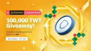 Trust Wallet Giveaway | Weihnachts-Aktion 12/2020